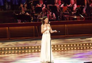 Carols by Candlelight, Melbourne. Dec 24, 2002.